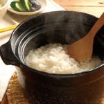 donabe gohan1 150x150 NHKあさイチで放送予定。土鍋の徹底活用術とは?