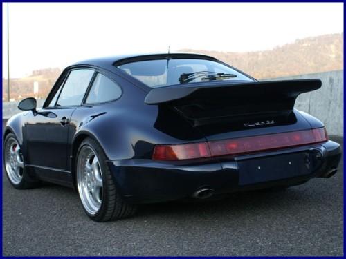 porsche 964 turbo 2 500x375 サーキットの狼世代が選ぶ世界のスーパーカー