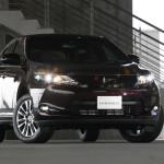 harrier1 150x150 ハリアー新型が発売開始。トヨタのハイブリッドSUV。画像で確認。